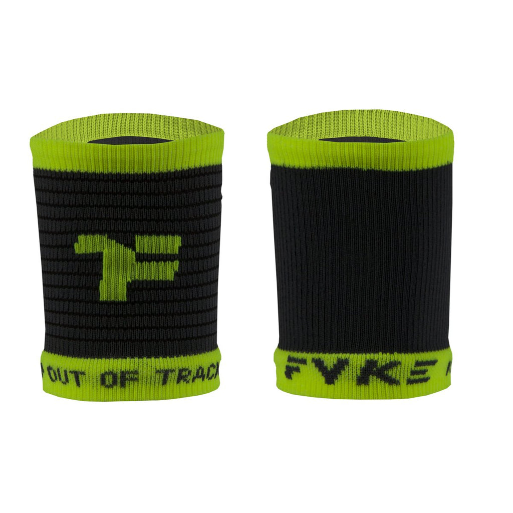 Fyke Boost Wristband Grey