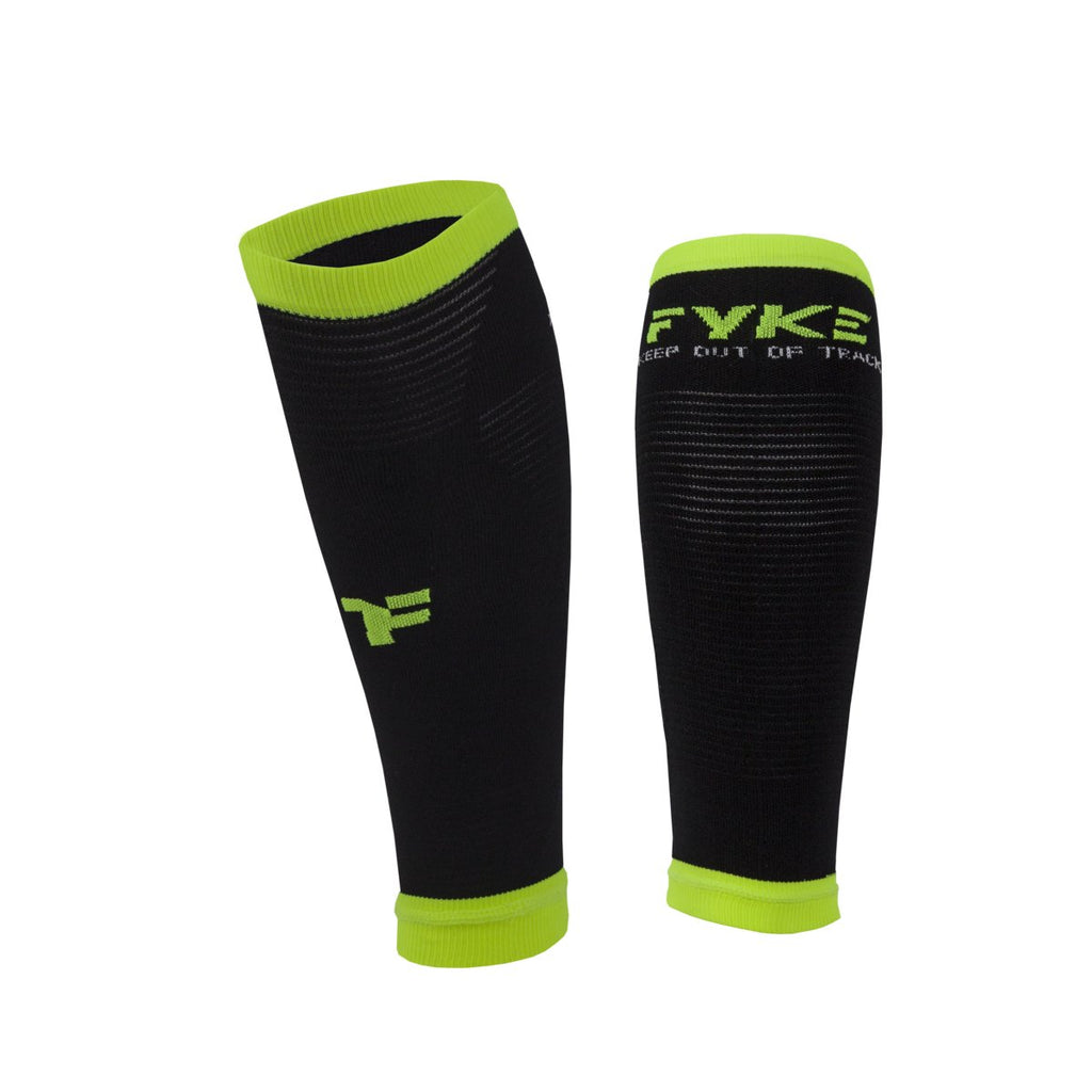 Boost Fyke Compressive Calves Black