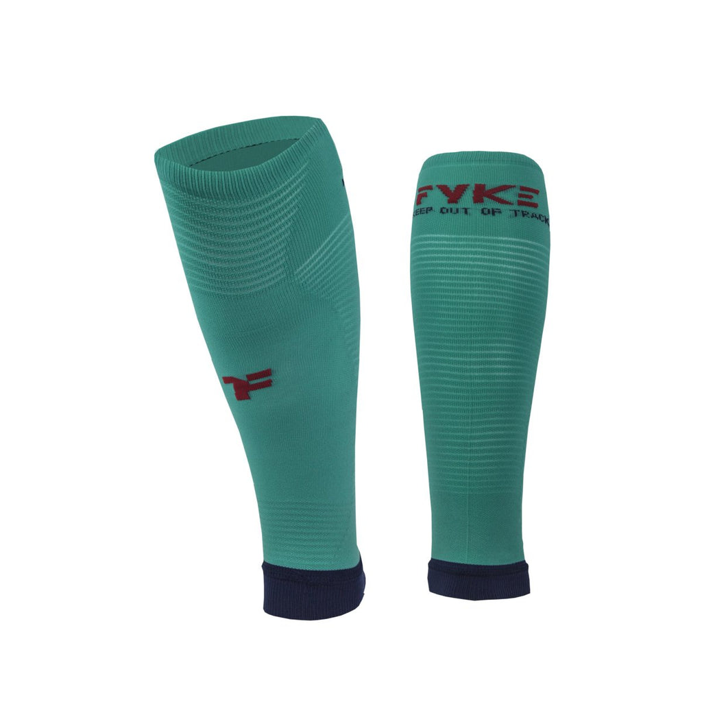 Boost Fyke Compressive Calves Turquoise