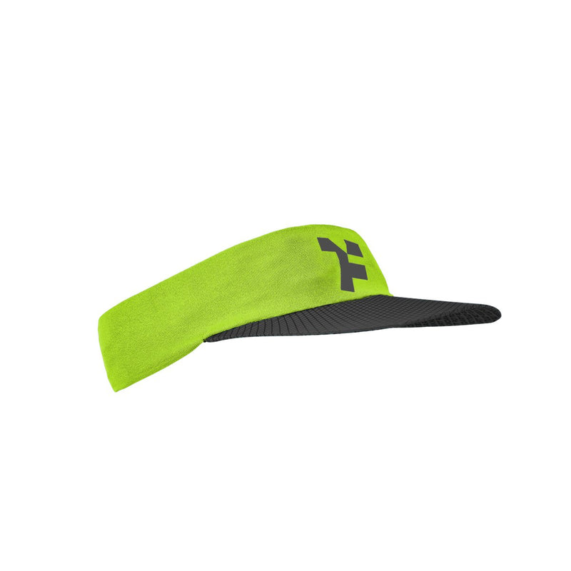 Fyke Boost Visor Yellow Fluor