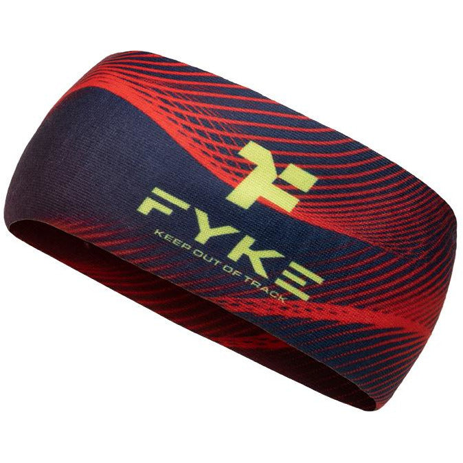 Boost Headband Red Dotted Lights