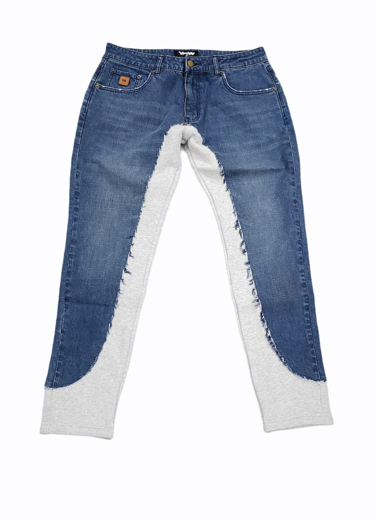 The Denim Joggers - YAW DENIM