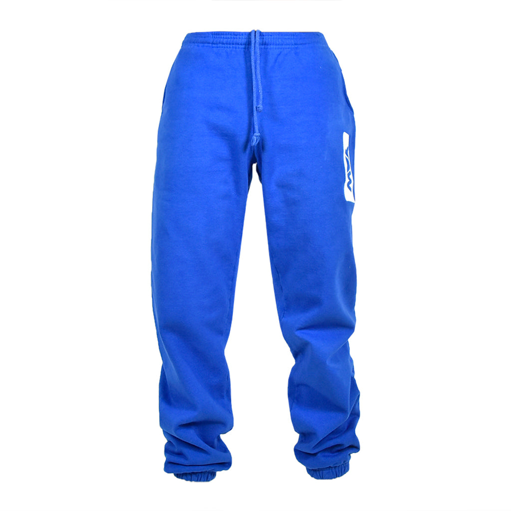 Men Nipsey Blue Yaw Sweatpants - YAW DENIM