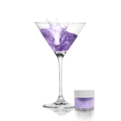 Purple Brew Glitter | Cocktail Beverage Glitter