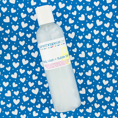 Body Wash + Hand Soap + Bubble Bath - Sulfate + Paraben Free-Somethin' Special Shop