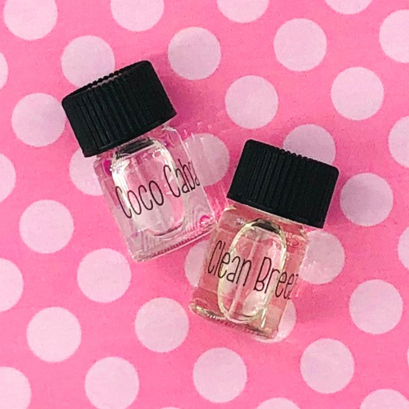 Mini Perfume Oil Samples - Try Me Risk Free Duo-Perfume-Somethin' Special Shop