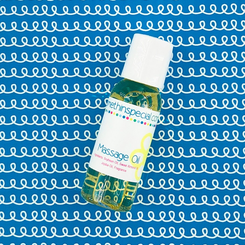 Massage Body Oil-Somethin' Special Shop