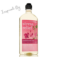 Sandalwood Rose Scent | Aromatherapy Stress Relief Inspired by Bath & Body Works-Somethin' Special Shop
