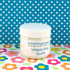 Whipped Cream Body Souffle Lotion - Paraben Free-Somethin' Special Shop