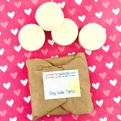 Soy Wax Tart Melts 4-Pack Zero Waste Packaging-Somethin' Special Shop