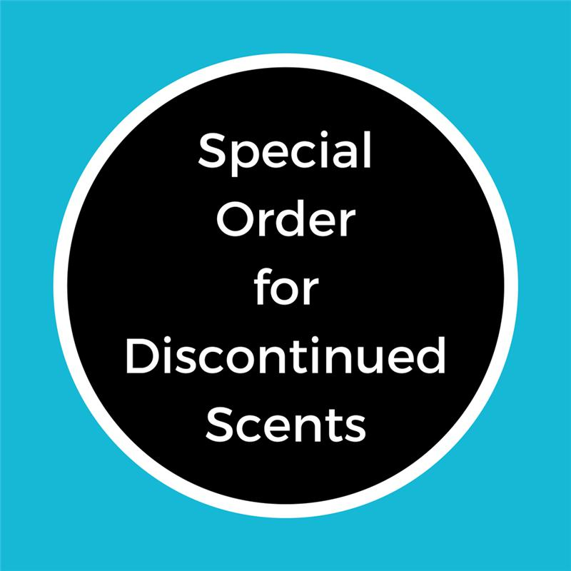 Special Order for Discontinued Scents-Scents-Somethin' Special Shop