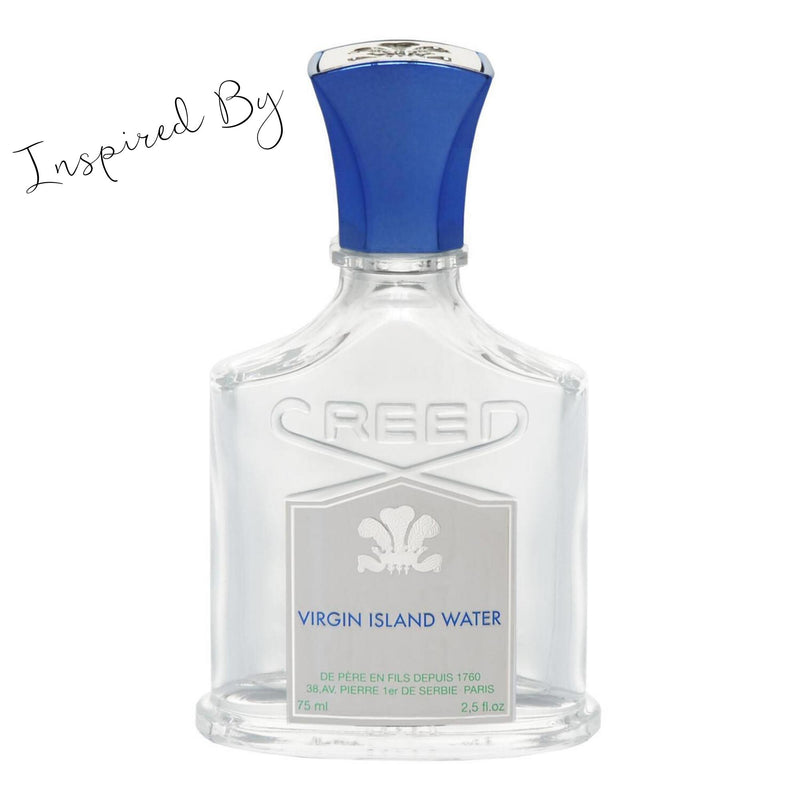 Virgin Island Water Scent Inspired by Creed - Special Order Only-Somethin' Special Shop