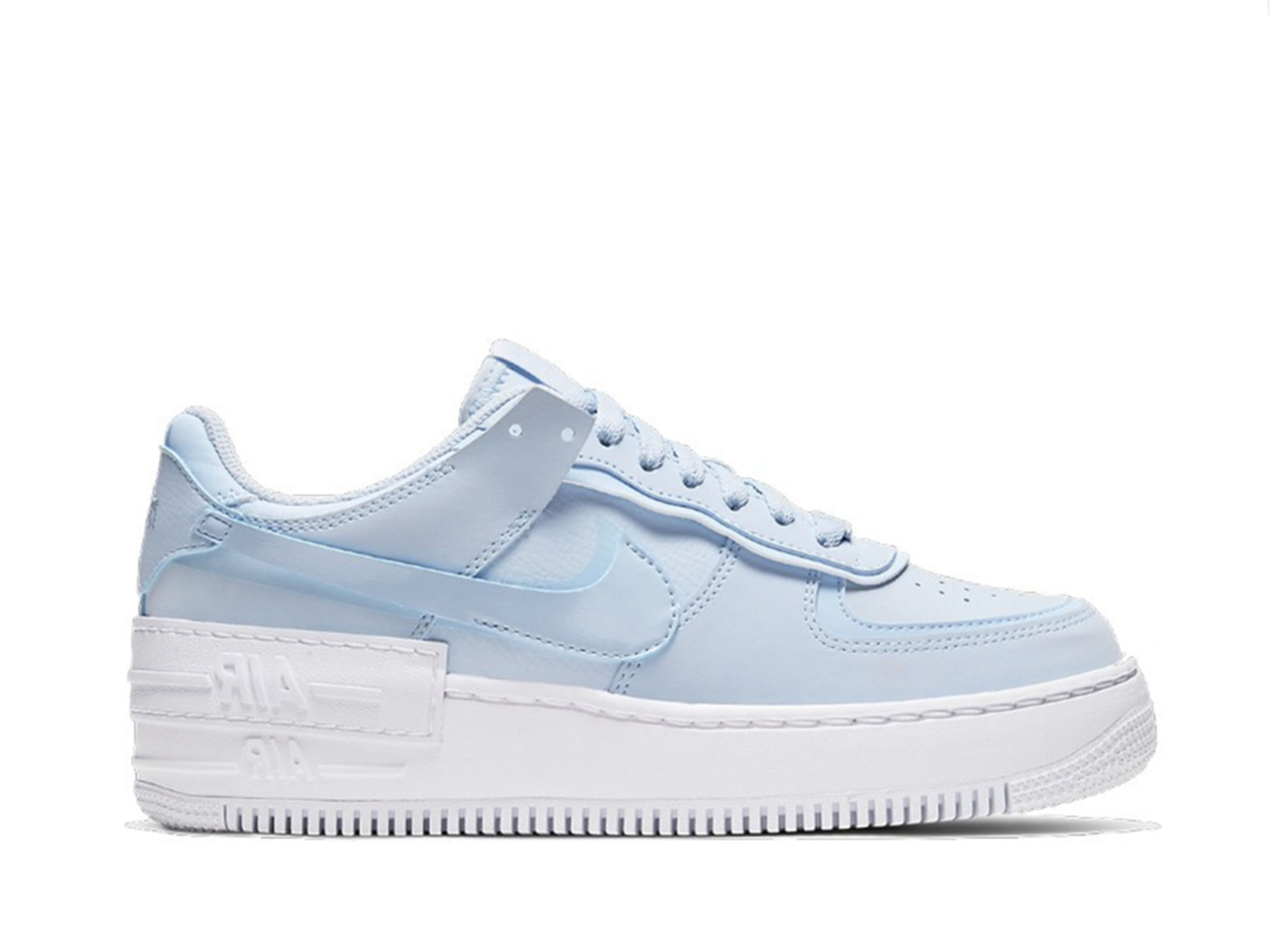 Nike Air Force 1 Shadow Hydrogen Blue Women S Double Boxed Nike air force 1 white womens. gbp