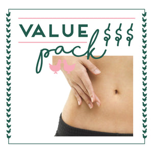Stomach Line Laser - 6 Session Value Pack