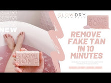Load and play video in Gallery viewer, GlowBomb - Fake Tan Removing BATH BOMB