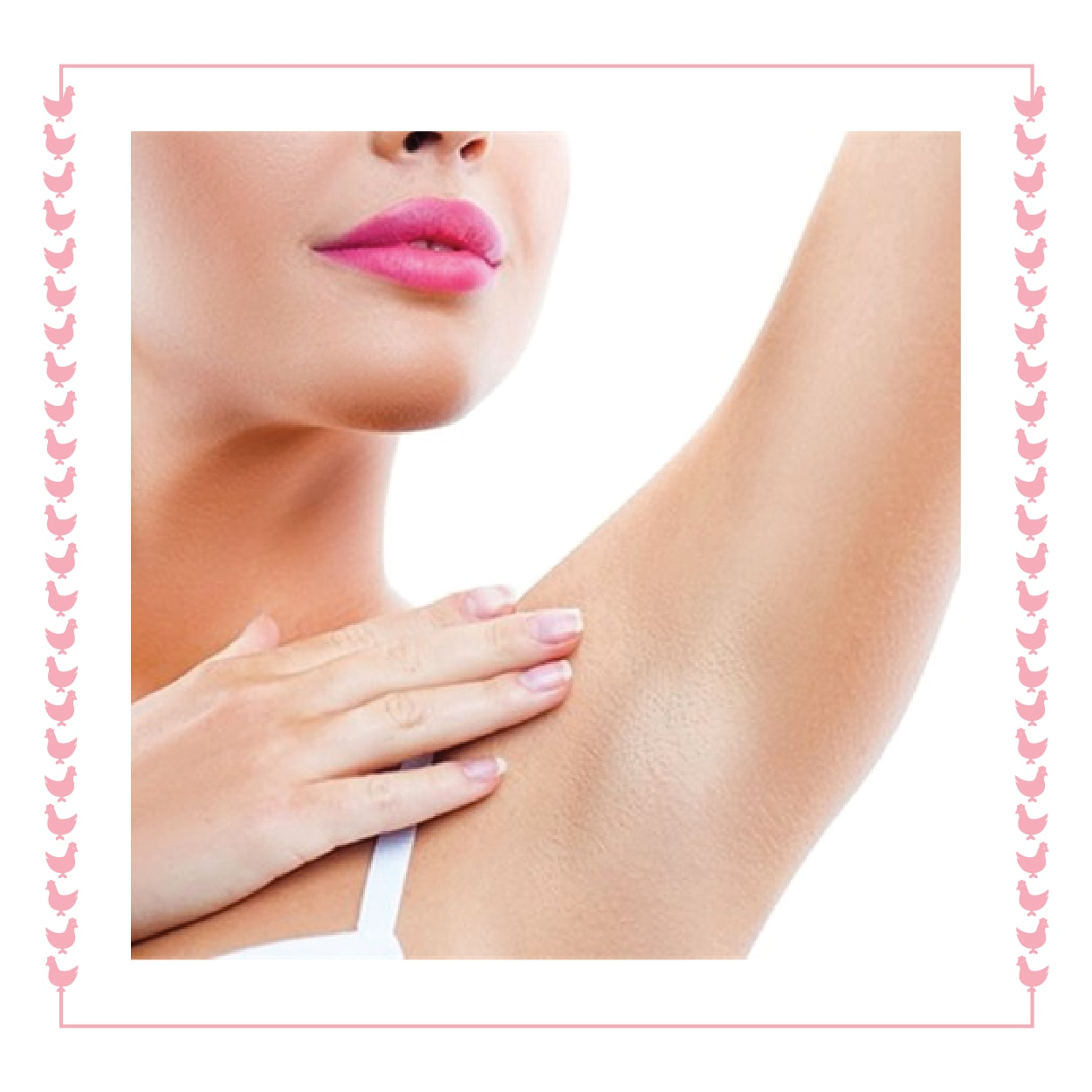 Underarms Laser - Single Session