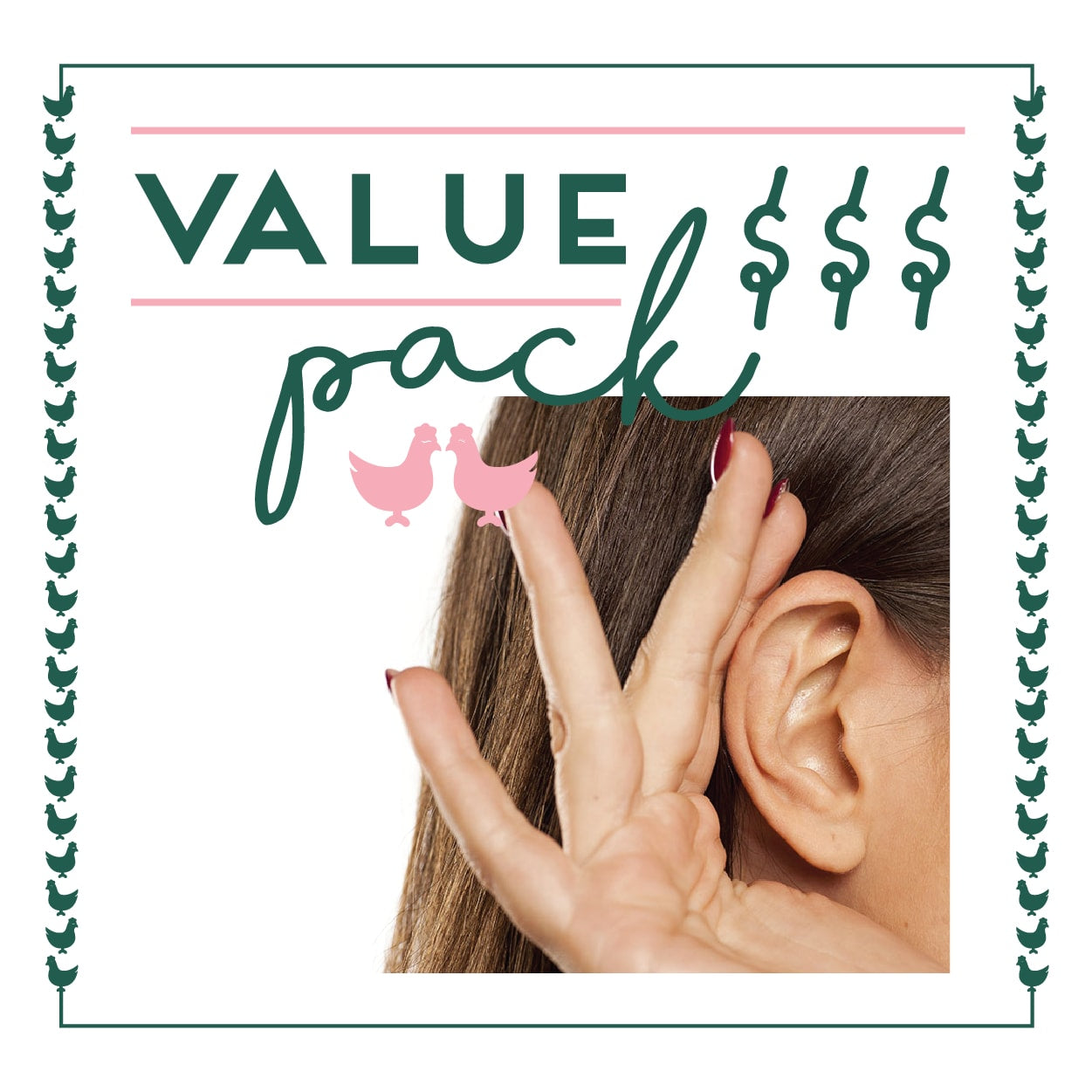 Ears Laser - 6 Session Value Pack