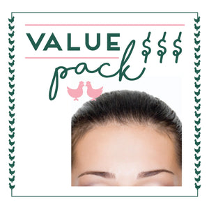 Hairline Laser - 6 Session Value Pack