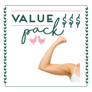 Full Arms Laser - 6 Session Value Pack