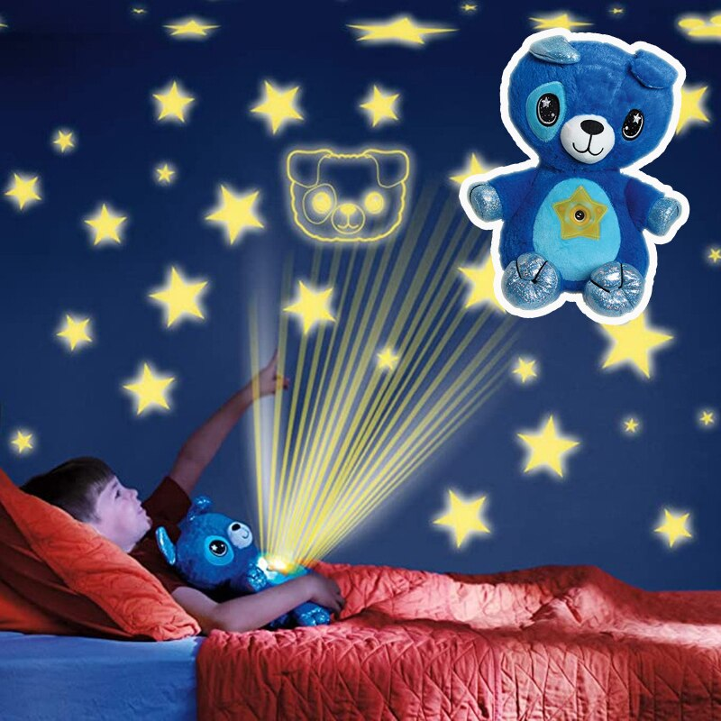 Plush Animal Light Projector