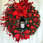 Load image into Gallery viewer, Elegant Christmas Wreath
