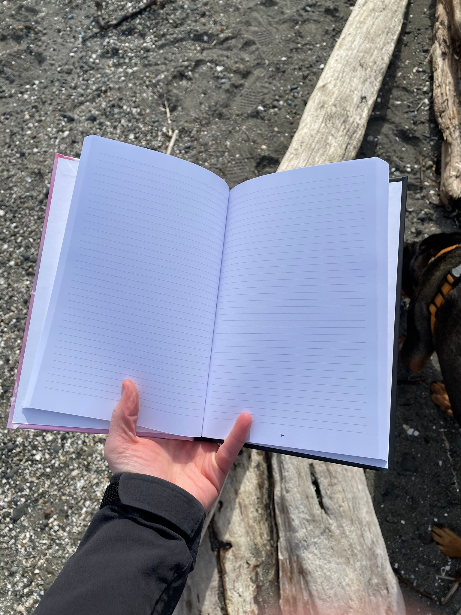 First Breath Journal