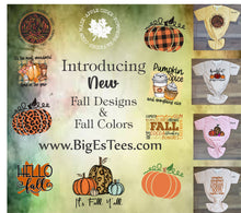 Load image into Gallery viewer, Corn Maze~Apple Cider~Pumpkins~Hayrides Unisex Short Sleeve Tee
