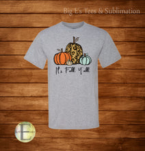 Load image into Gallery viewer, It's Fall Y'all Unisex Short Sleeve Tee
