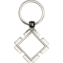 Load image into Gallery viewer, Photo Key Chain ~ Diamond / Hashtag