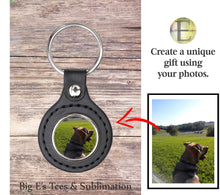 Load image into Gallery viewer, Photo Key Chain ~ Round