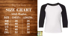 Load image into Gallery viewer, I'll get over it ~ I just need to be DRAMATIC first!  Adult Raglan Sleeve Tee