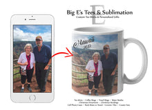 Load image into Gallery viewer, Personalized Ceramic Mug - 15 oz