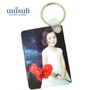 Custom Photo Aluminum Key Tag