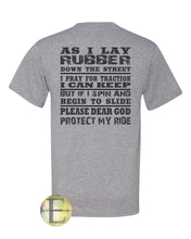 Load image into Gallery viewer, Drag Racers Prayer Unisex Short Sleeve Tee