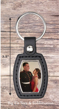 Load image into Gallery viewer, Photo Key Chain ~ Barrel