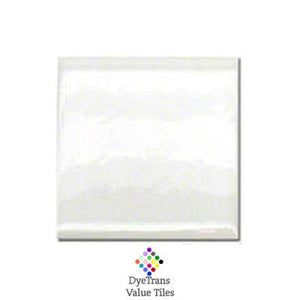 "Ceramic Tile - 4"" x 4"" - Gloss"