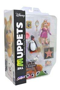 MUPPETS SELECT ACTION FIGURE MISS PIGGY