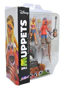 MUPPETS SELECT ACTION FIGURE FLOYD & JANICE