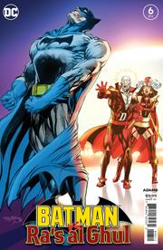 BATMAN VS RAS AL GHUL #6 (OF 6) PRE-ORDER