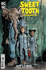 SWEET TOOTH THE RETURN #6 (OF 6) PRE-ORDER