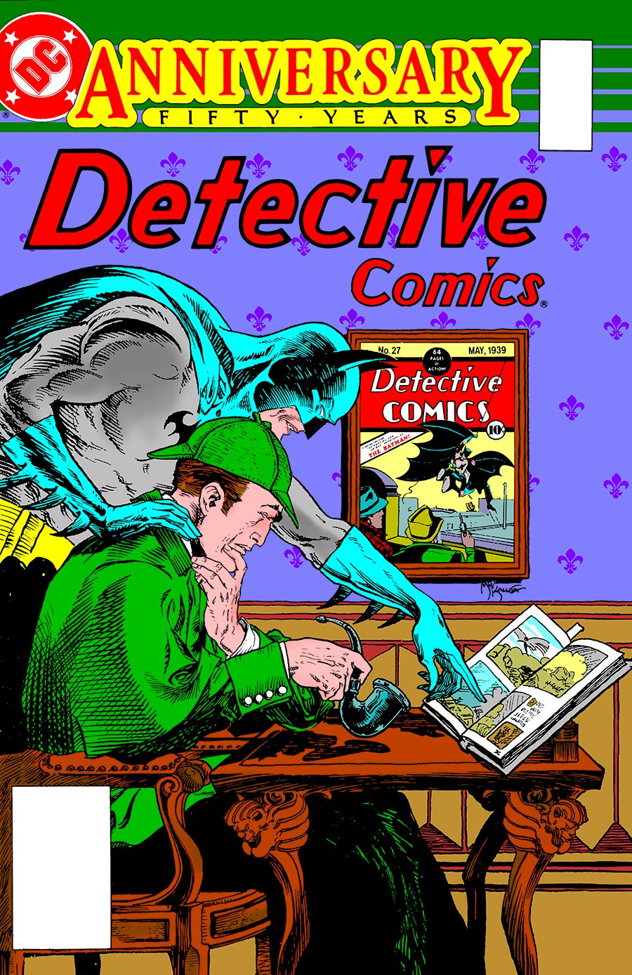 DCS GREATEST DETECTIVE STORIES EVER TOLD TP PRE-ORDER