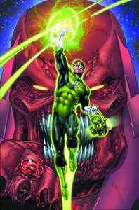 GREEN LANTERN BY GEOFF JOHNS BOOK 04 TP PRE-ORDER