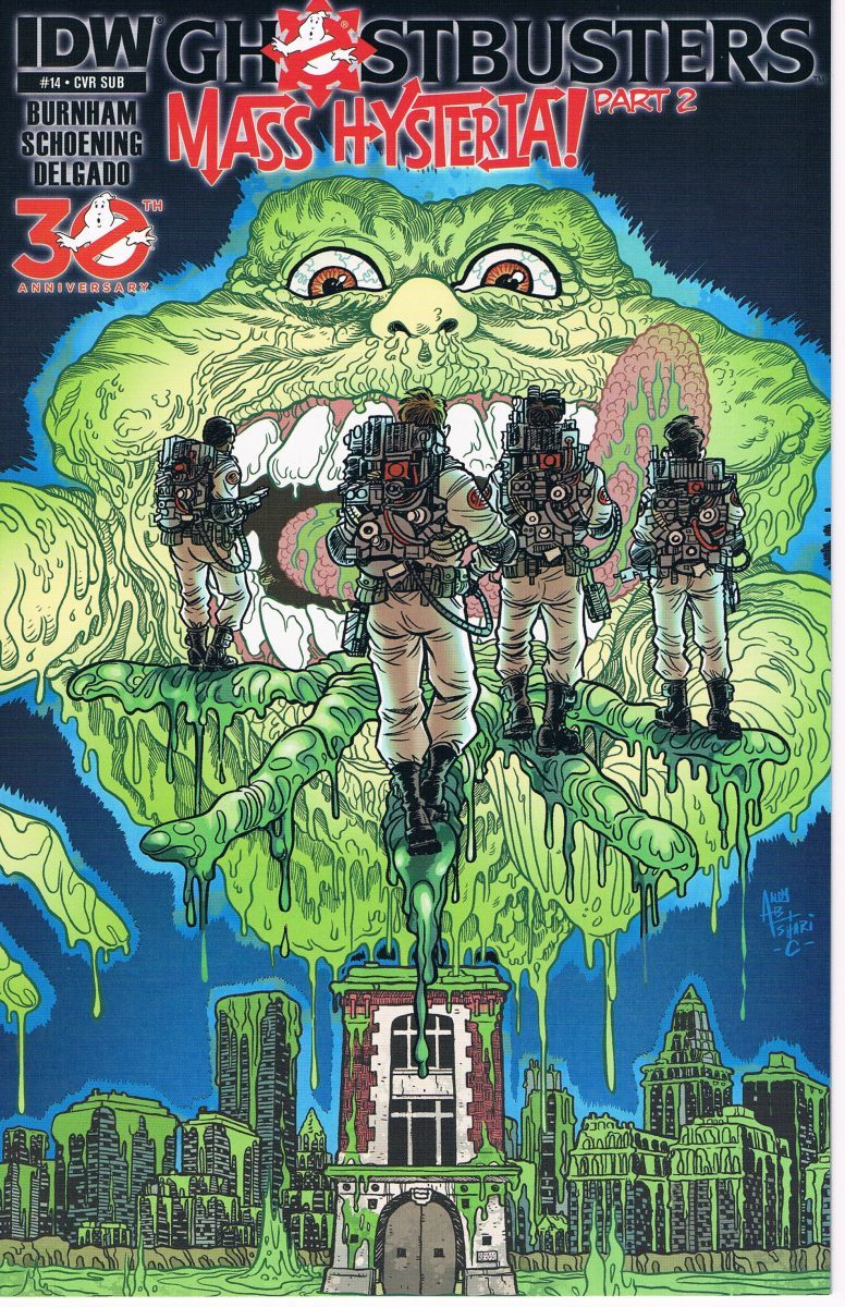 Ghostbusters #14 SUB