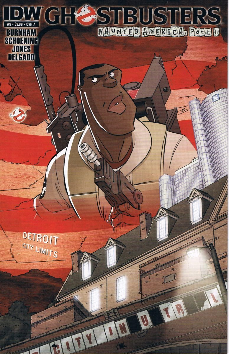 Ghostbusters #9 A