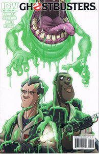 Ghostbusters #2 A
