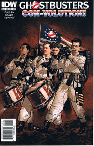 Ghostbusters Con-Volution #1 B One-Shot