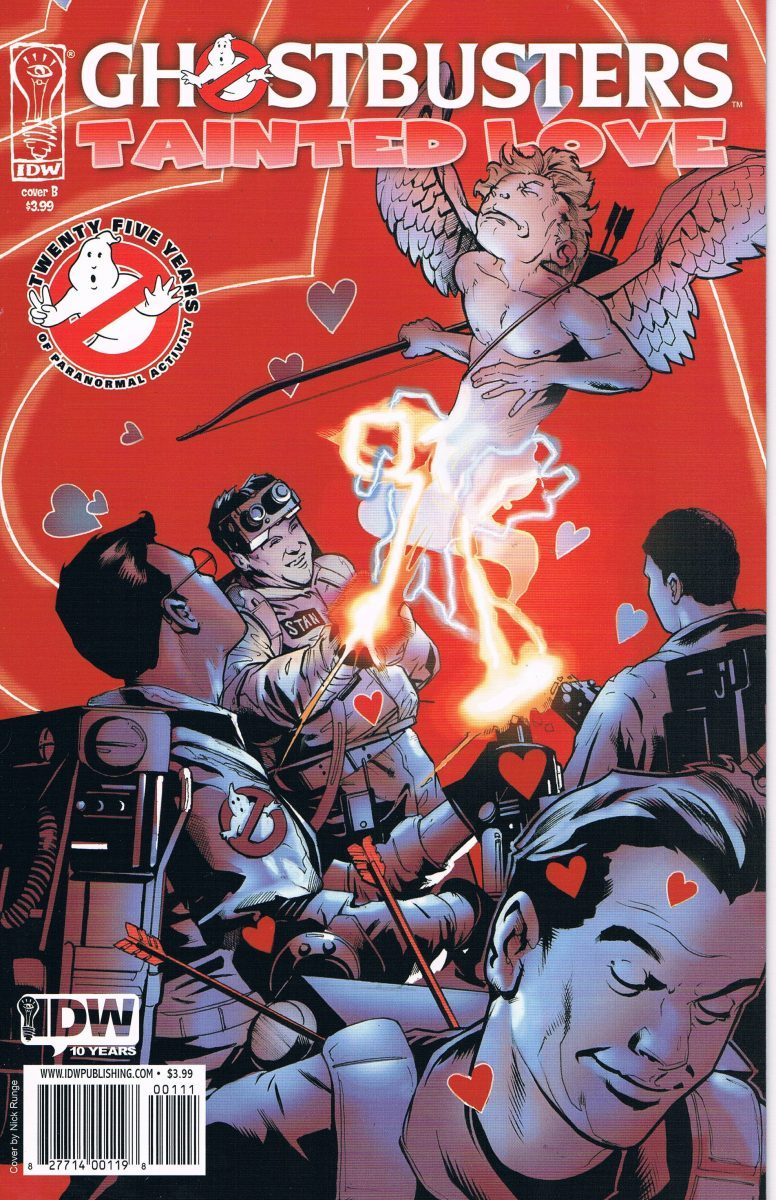 Ghostbusters Tainted Love #1 B One-Shot
