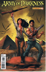 Army of Darkness #1 A