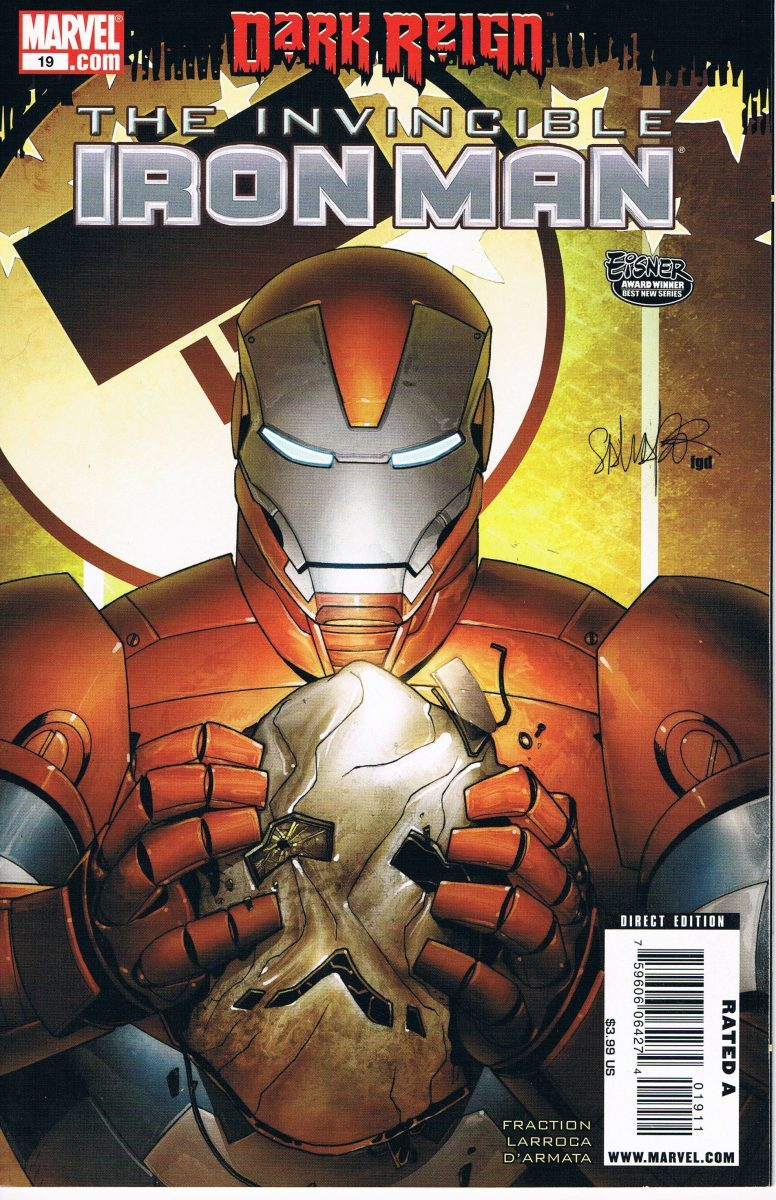 Invincible Iron Man #19 A