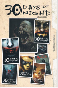 30 Days of Night Source Sourcebook #0 One-Shot